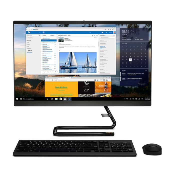 LENOVO F0EW003YIX IDEACENTRE AIO 3 24ARE05 - thumb - MediaWorld.it