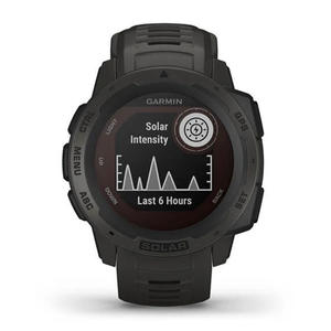 GARMIN Instinct Solar - Graphite - MediaWorld.it