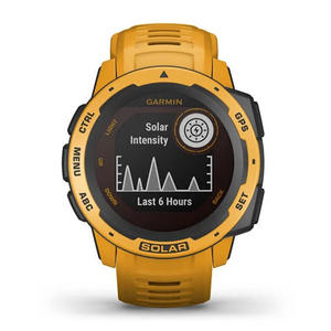 GARMIN Instinct Solar - Sunburst - MediaWorld.it