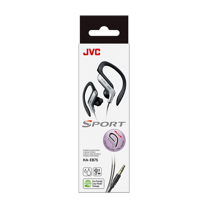 JVC HA-EB75 Silver - thumb - MediaWorld.it
