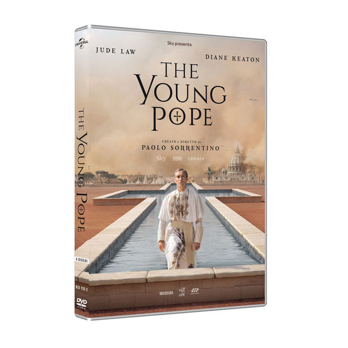 The Young Pope - DVD  - Stagione 1 - thumb - MediaWorld.it