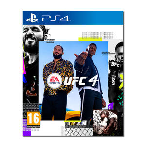 EA Sports UFC 4 - PS4 - MediaWorld.it