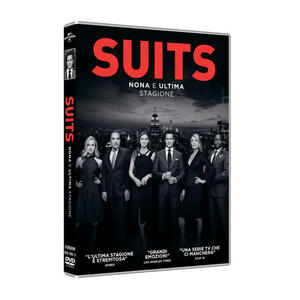 Suits - DVD  - Stagione 9 - MediaWorld.it
