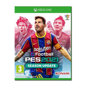 eFootball PES 2021 Season Update - XboxOne - thumb - MediaWorld.it