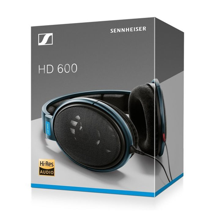 SENNHEISER HD600 - thumb - MediaWorld.it