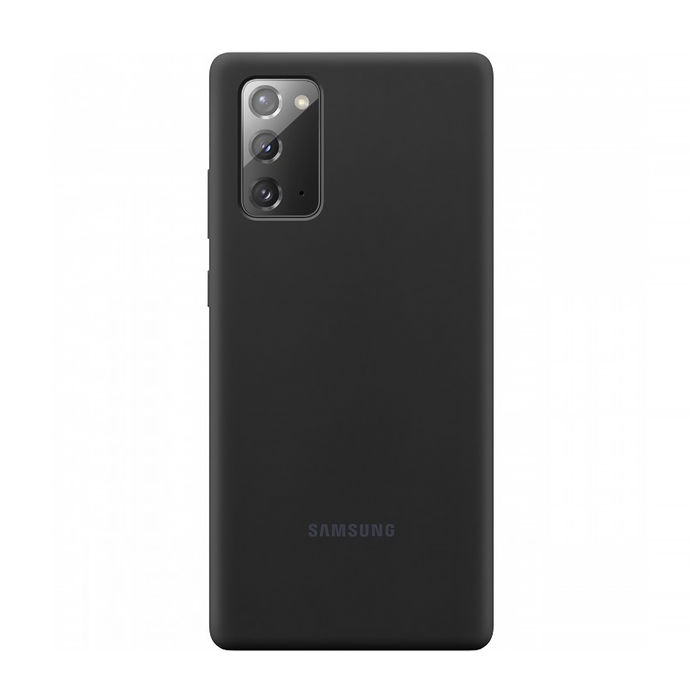 SAMSUNG SILICONE COVER NOTE20 - thumb - MediaWorld.it