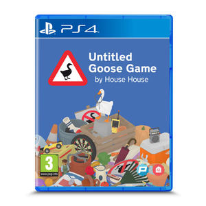 Untitled Goose Game - PS4 - MediaWorld.it