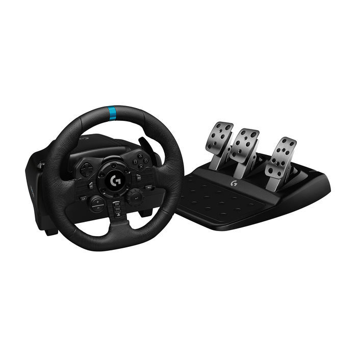 LOGITECH G923 - thumb - MediaWorld.it
