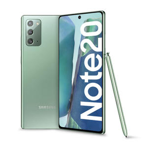 SAMSUNG Galaxy Note20 Mystic Green - thumb - MediaWorld.it