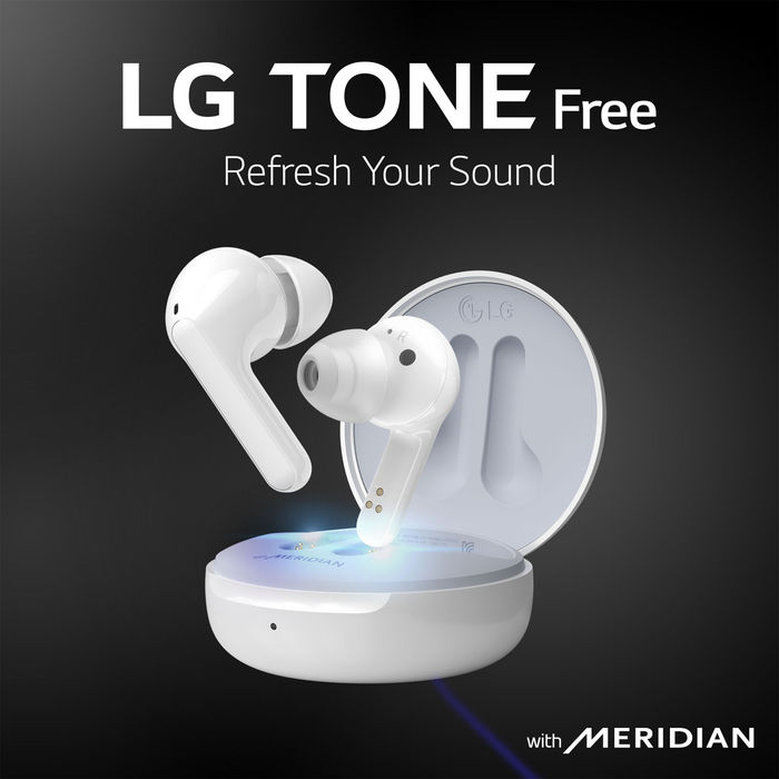 LG TONE Free FN4 White - thumb - MediaWorld.it