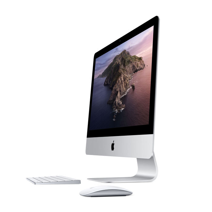 "APPLE iMac 21.5"" 2Core MHK03T/A 2020 - thumb - MediaWorld.it"