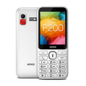 WIKO F200 White - PRMG GRADING OOCN - SCONTO 20,00% - MediaWorld.it
