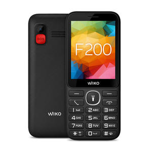WIKO F200 Black - MediaWorld.it