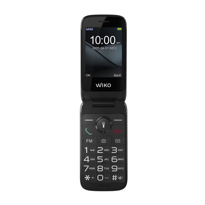 WIKO F300 White - thumb - MediaWorld.it