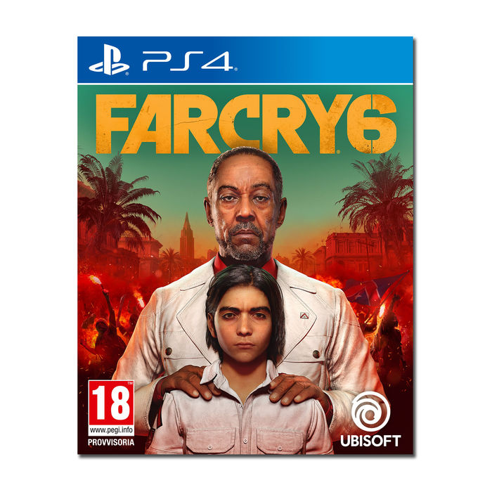 PREVENDITA FAR CRY 6 - PS4 - thumb - MediaWorld.it