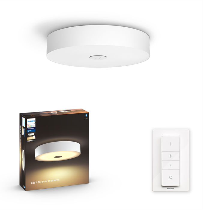 PHILIPS Hue Fair Plafo+ DimSwitch - thumb - MediaWorld.it
