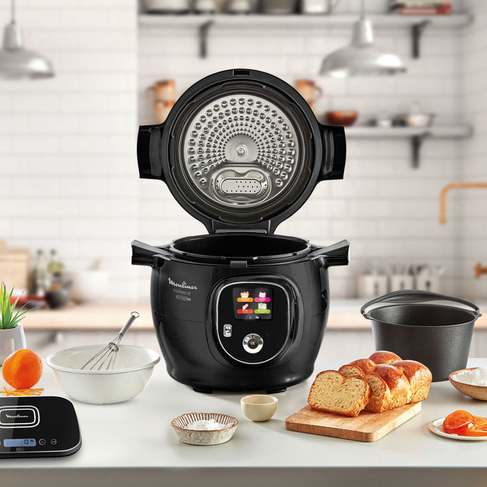 MOULINEX Cookeo+ Grameez Connect CE8598 - PRMG GRADING ROBN - SCONTO 10,00% - thumb - MediaWorld.it