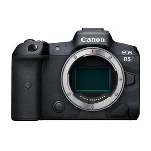 CANON EOS R5 Body Black - MediaWorld.it
