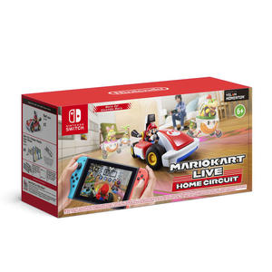 Mario Kart Live Home Circuit: Set Mario - NSW - MediaWorld.it