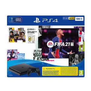 SONY PS4 500GB + FIFA 21 - MediaWorld.it