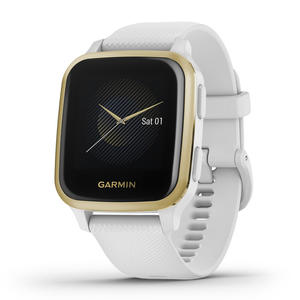 GARMIN Venu Sq - White Light Gold - MediaWorld.it