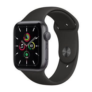 APPLE Watch SE GPS 44mm in alluminio grigio siderale - Sport Nero - MediaWorld.it
