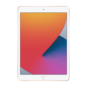 "APPLE iPad 10.2"" 2020 (8a Generazione) Wi-fi 128GB Oro - thumb - MediaWorld.it"