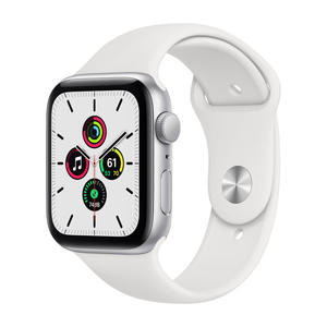 APPLE Watch SE GPS 44mm in alluminio argento - Sport Bianco - MediaWorld.it