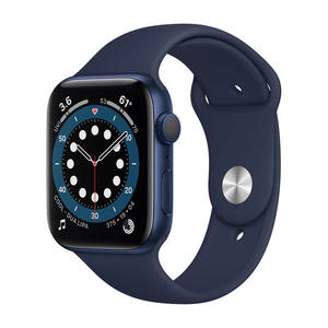 APPLE Watch Series 6 GPS 44mm in alluminio azzurro - Sport Blu atlantico - MediaWorld.it
