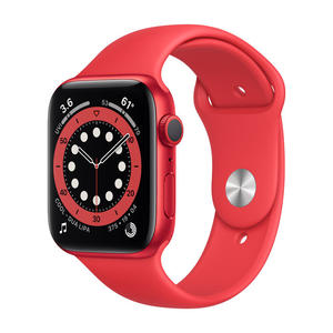APPLE Watch Series 6 GPS 44mm in alluminio PRODUCT(RED) - Sport PRODUCT(RED) - MediaWorld.it