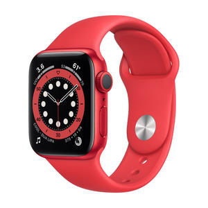 APPLE Watch Series 6 GPS 40mm in alluminio PRODUCT(RED) - Sport PRODUCT(RED) - MediaWorld.it