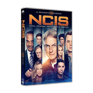NCIS - Naval Criminal Investigative Service - Stagione 16 - DVD - thumb - MediaWorld.it