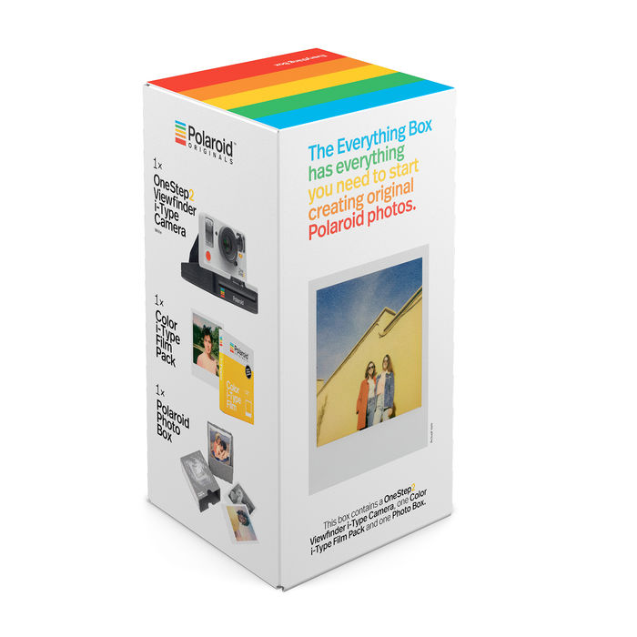 POLAROID ORIGINALS EVERYTHING BOX OS2 VF WHITE - PRMG GRADING OOCN - SCONTO 20,00% - thumb - MediaWorld.it