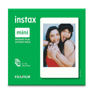 FUJIFILM INSTAX FILM MINI 50 FOTO - MediaWorld.it
