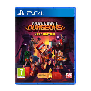 Minecraft Dungeons: Hero - PS4 - MediaWorld.it