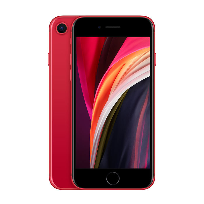 APPLE iPhone SE 128GB (PRODUCT)RED - thumb - MediaWorld.it