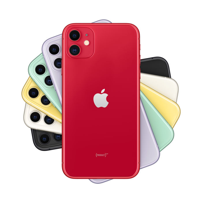 APPLE iPhone 11 64GB (PRODUCT)RED - thumb - MediaWorld.it