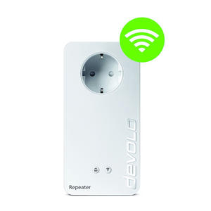 DEVOLO WIFI REPEATER+AC DUALBAND - MediaWorld.it