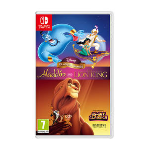 Disney Classic Games: Aladdin and The Lion King - NSW - MediaWorld.it