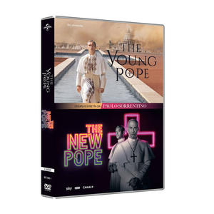 The Young Pope + The New Pope - DVD - MediaWorld.it