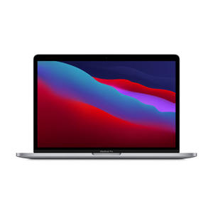 APPLE MacBook Pro 13'' 512GB (Chip Apple M1) Grigio Siderale MYD92T/A 2020 - MediaWorld.it