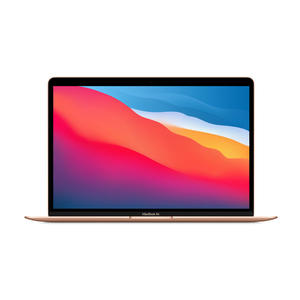 APPLE MacBook Air 13'' 256GB (Chip Apple M1) Oro MGND3T/A 2020 - MediaWorld.it