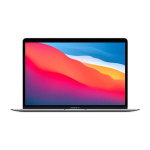 APPLE MacBook Air 13'' 256GB (Chip Apple M1) Grigio Siderale MGN63T/A 2020 - MediaWorld.it