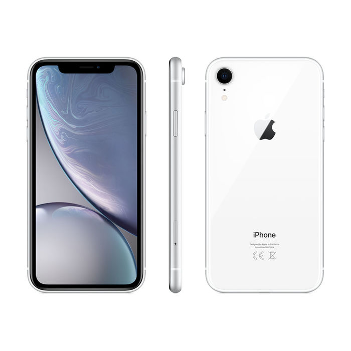 APPLE iPhone Xr 128GB White - thumb - MediaWorld.it