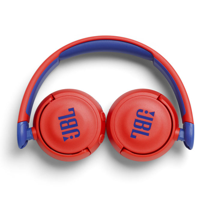 JBL JR 310 BT Rosso - thumb - MediaWorld.it