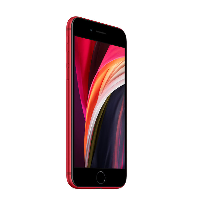 APPLE iPhone SE 64GB (PRODUCT)RED - thumb - MediaWorld.it