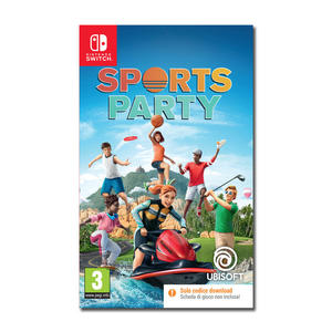 Sports Party CODE IN A BOX - NSW - MediaWorld.it