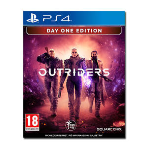 Outriders Day One Edition - PS4 - MediaWorld.it