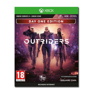 Outriders Day One Edition - Xbox Series X - MediaWorld.it
