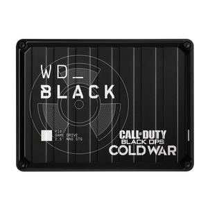 WD_BLACK Call of Duty®: Black Ops Cold War Special Edition P10 Game Drive - MediaWorld.it
